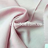 Штапель однотонный (7) Розовый