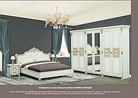 Спальня Аманда белая