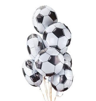 Воздушный шар Футбольный мяч Испания Размер 46 см х 46 см