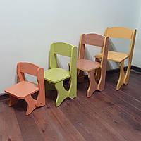 Детский стульчик из ДСП