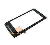Сенсор (тачскрин) Sony Ericsson X10 Black Original