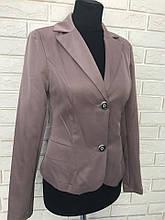 Класичний стильний жіночий піджак за низькою ціною р. 42,44,46 Код 022Ч
