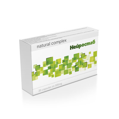 Нейростаб - капсулы от стресса