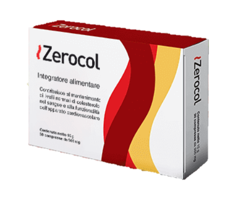 ZeroCol (ЗероКол) - капсулы для нормализации уровня холестерина