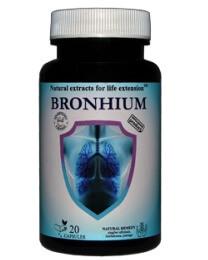 Bronhium (Бронхиум) — капсулы от курения