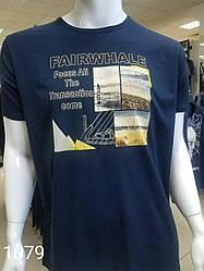 Качественная мужская футболка FASHION