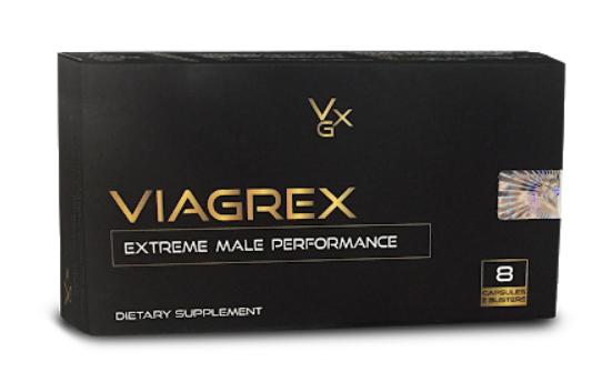 Viagrex (Виагрекс) - капсулы для повышения потенции
