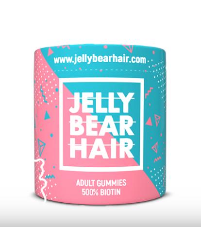 Jelly Bear Hair (Джелли Беар Хэйр) - маска для волос
