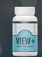 View + (Вэйв+) -капсулы для улучшения зрения