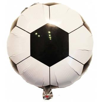 Шар фольга Футбольный мяч 42 см х 42 см