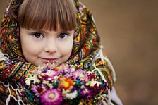 Яка жіноча хустка найкрасивіша? (Українська)