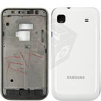 Корпус для Samsung Galaxy SL i9003 - оригинальный (белый)
