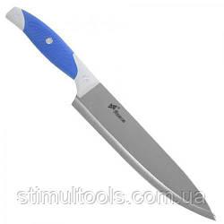 """Нож кухонный SS """"Chief"""" 32.5см (лезвие 19.5см)"""