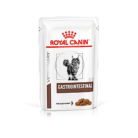 Royal Canin GASTROINTESTINAL FELINE Pouches 0,1 кг