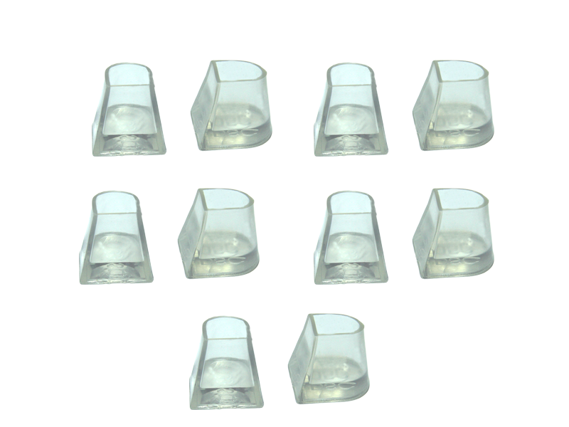 Накаблучники для бальних танців Flare Cut (5пар в упаковці)