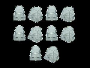 Flare2.5 (5 пар в упаковке)для танцевальной обуви