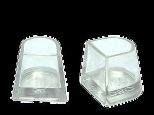 Накаблучники  для бальноспортивной обуви Сontour(30 пар в упаковке)