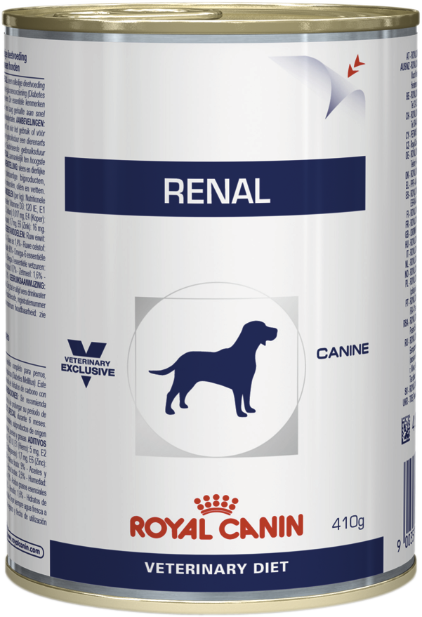 Royal Canin RENAL CANINE Cans 0,41 кг