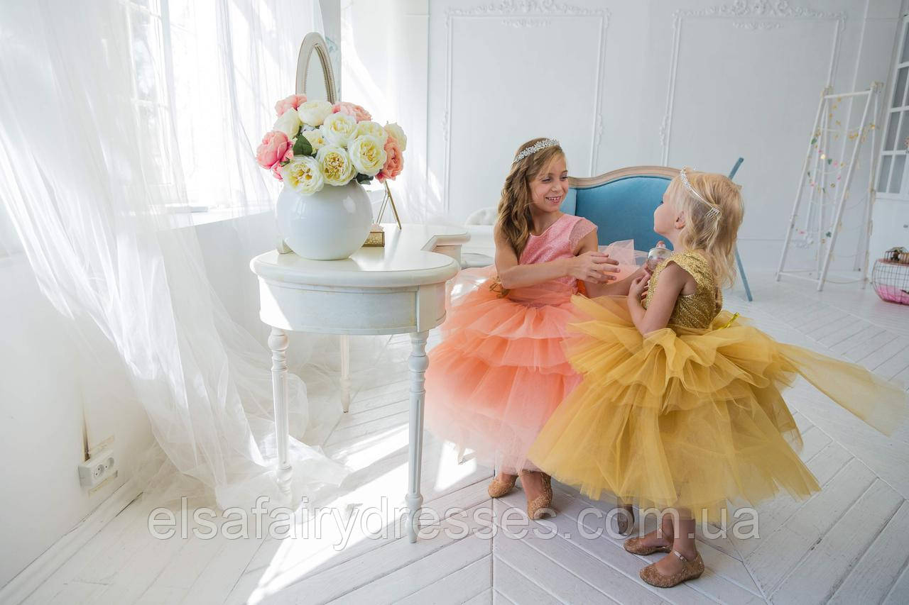 """Модель """"Мелані 2"""" - пишна сукня / пишне плаття"""