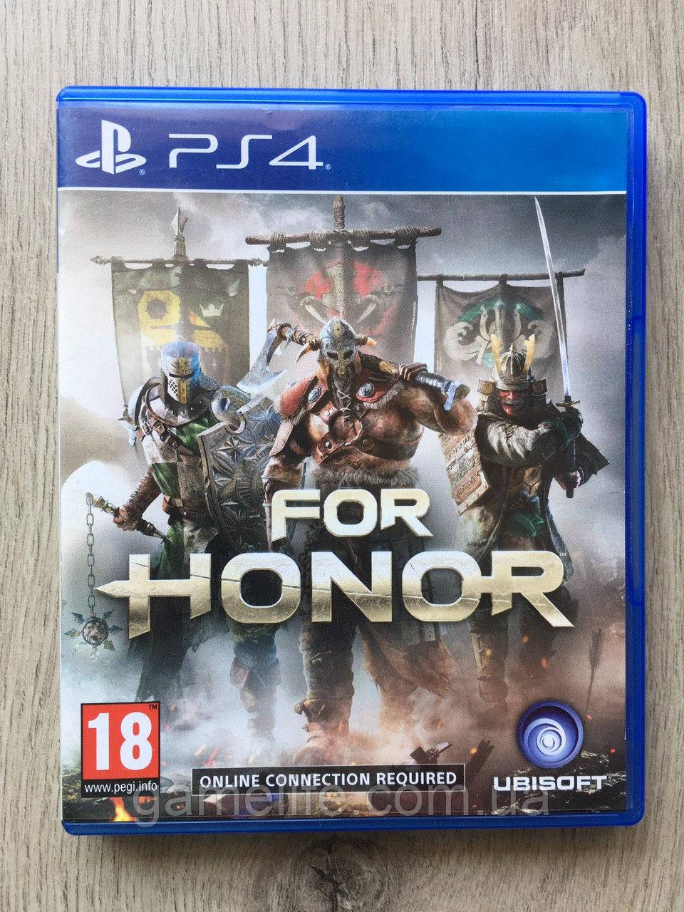 For Honor (рус.) (б/у)  PS4