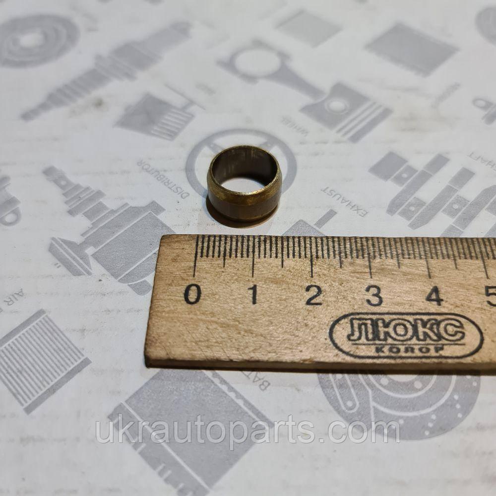 Бочонок трубки медной 12мм (бонка) (ЛАТУНЬ) (продажа от 10шт) (смотри 1376) (БОНКА12 (ЛАТУНЬ))