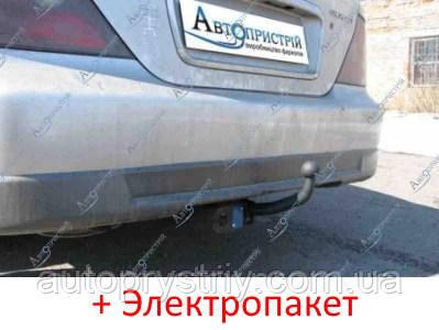 Знімний Фаркоп на двох болтах - Седан Chevrolet Epica (2006-2012) шевроле епіка