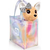 Собачка Чичилав в сумочке Мерцание Fashion Shimmer Simba Toys Chi Chi Love 5893432