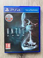 Until Dawn (рус.) (б/у) PS4, фото 1