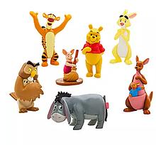 Набор фигурок Винни Пух Дисней Winnie the Pooh Figure Play Set