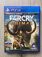Far Cry Primal (рус. суб.) (б/у) PS4, фото 1