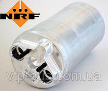 Осушитель кондиционера (20.7mm впуск/выпуск) Renault Trafic / Opel Vivaro (2001-2014) NRF (Нидерланды) 33317