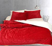Комплект постельного белья зима-лето Red