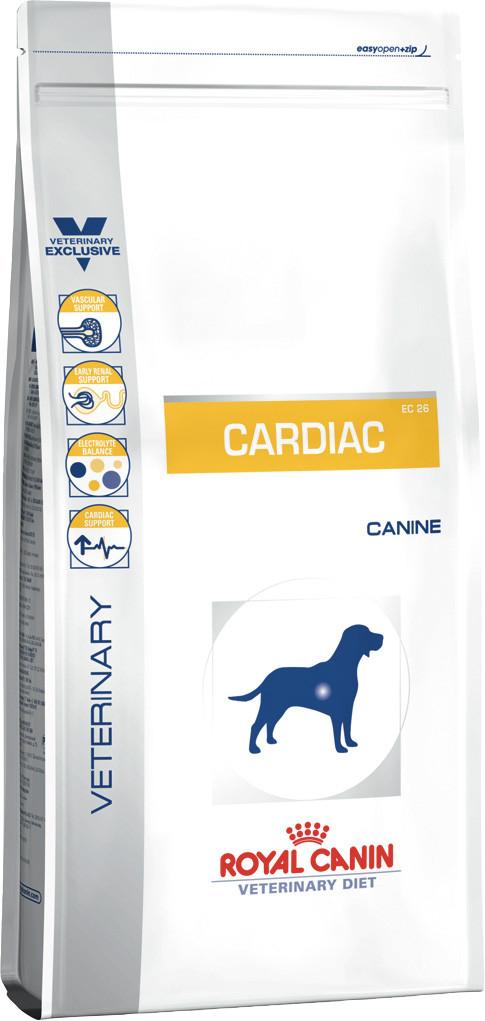 Royal Canin CARDIAC CANINE 14кг - ДІЄТА ДЛЯ СОБАК ПРИ СЕРЦЕВІЙ НЕДОСТАТНОСТІ