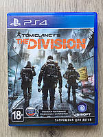 Tom Clancy's The Division (рус.) (б/у) PS4, фото 1