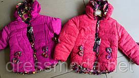 Куртка на хутрі для дівчаток Crossfire 1-5 років