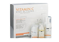 "Histomer Vitamin-C Five Actions Face Treatment - Набор ""5 действий"" c витамином С"