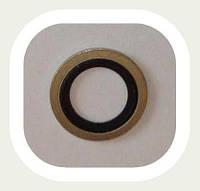 Уплотнитель резина-сталь под резьбу - М18