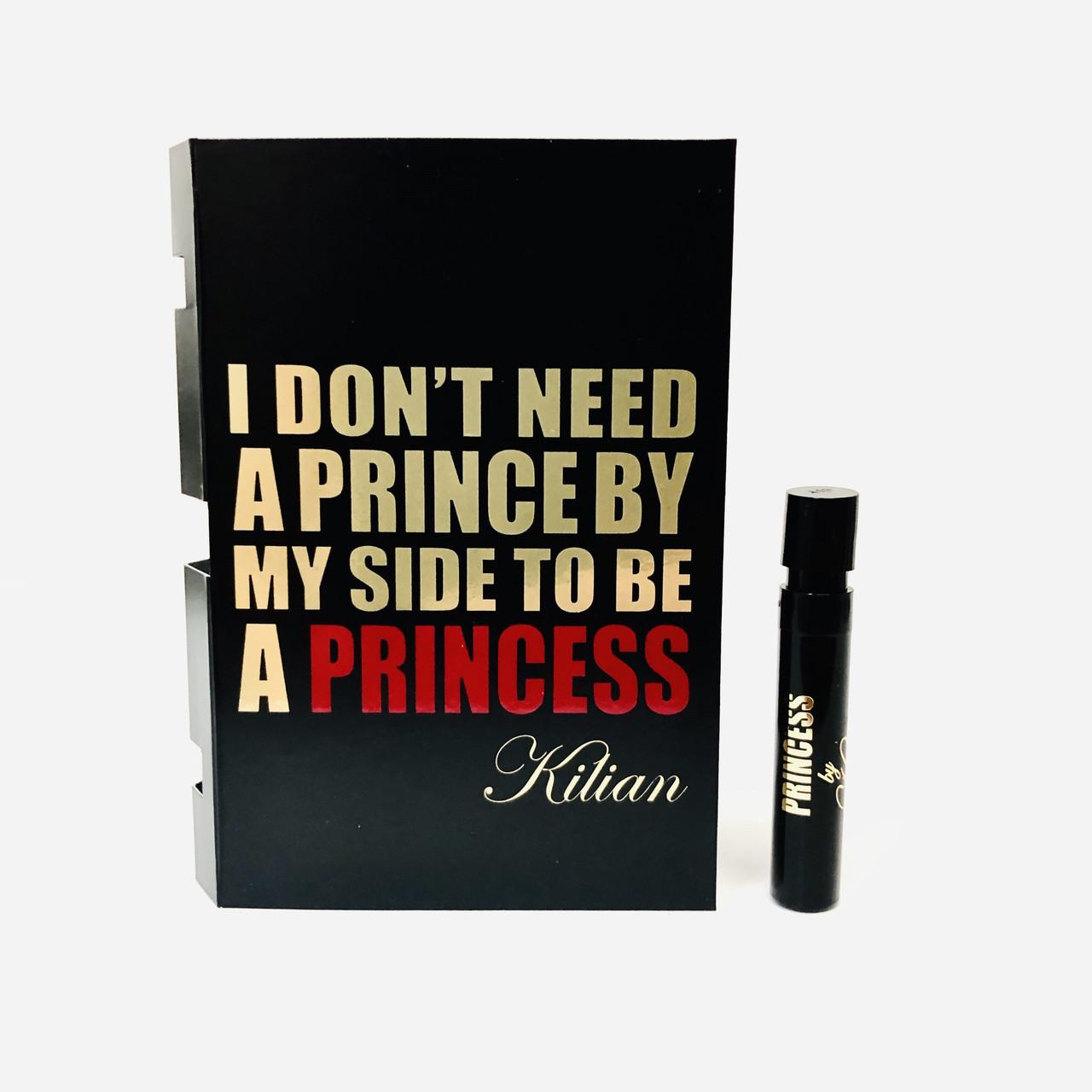 Оригінальний пробник духів KILIAN I don't Need A Prince By My Side To Be A Princess 1,2 ml пудровий аромат