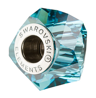 Шармы Пандора от Swarovski Elements 5928 Indicolite