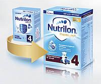 Суміш молочна Nutrilon 4, 600 г з 18 міс.