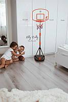 Баскетбольное кольцо на стойке музыкальное M 3548