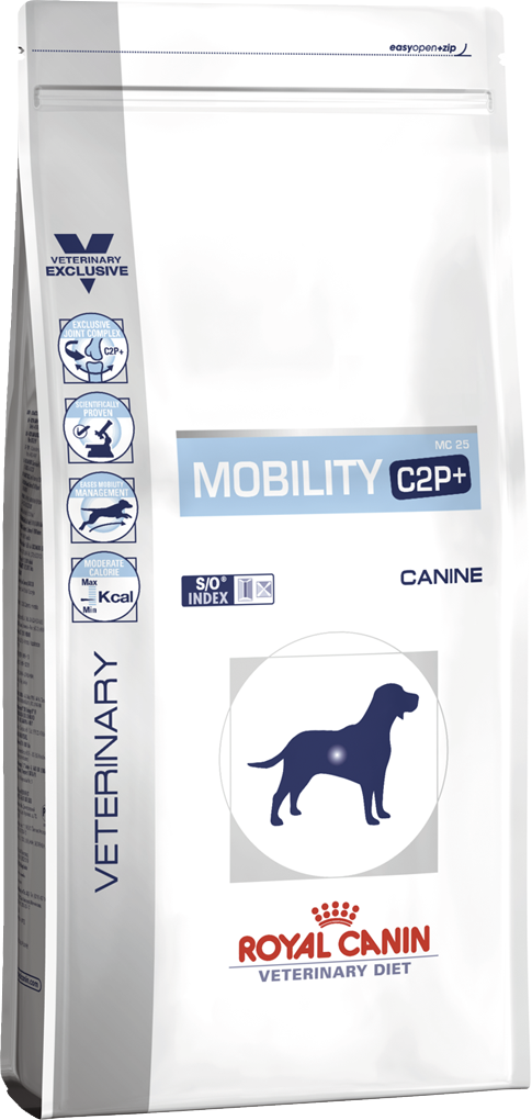 Royal Canin VD CANINE MOBILITY C2P+ 2kg 2кг