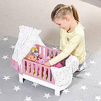Wels Кроватка для куклы BABY born - Спокойной ночи беби борн, фото 1