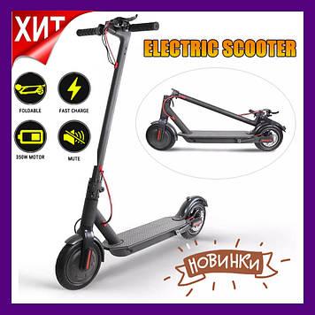 Электросамокат складной Best Scooter Самокат для взрослых с электромотором