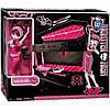 Wels Кукольный игровой набор Monster High Draculaura Кровать Дракулауры Monster High Draculaura Jewelry Box Coffin