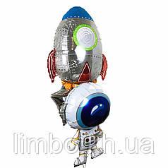 Оригинальные шары на день рождения с фольгированными фигурами