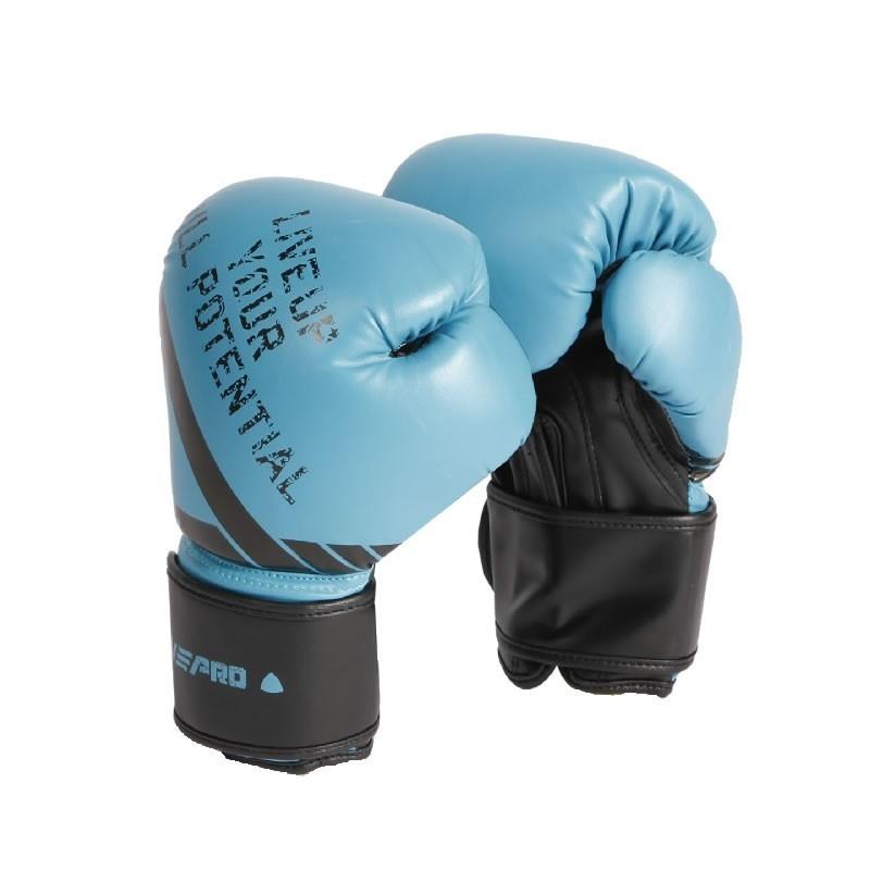 Рукавички боксерські LivePro Sparring Gloves 10 унцій Blue (LP8600-10)