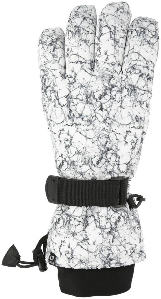 Лижні рукавички  Everhill  HEZ19-RED700A  білий  6