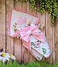 Конверт на выписку летний с вышивкой RoyalBaby Принцесса, фото 2