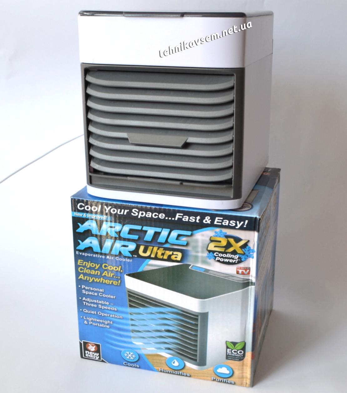 Портативний міні кондиціонер Arctic Air Ultra 0269